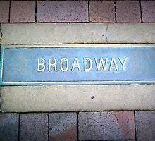 Broadway by ebred