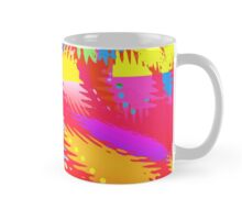 Patches of Color - Red Mug