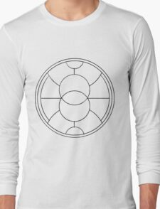 Venn Diagram Long Sleeve T-Shirt