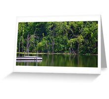 Kill Creek  Greeting Card