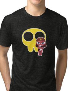 Chibi Style Giro! Tri-blend T-Shirt