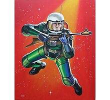 SPACEMAN Photographic Print