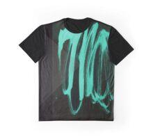 Studies of Paint Graphic T-Shirt