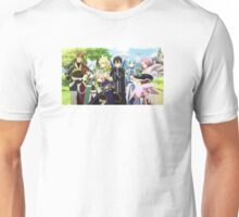 Sword Art Online ALO Group Unisex T-Shirt