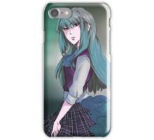 Anime Frill iPhone Case/Skin
