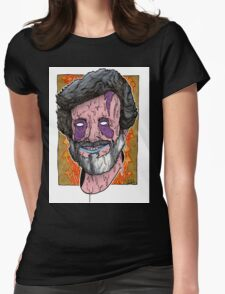 Psychedelic Prophet Womens Fitted T-Shirt