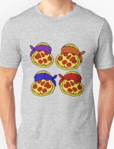 TMNT Pizza  T-Shirt