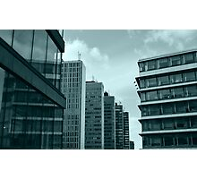 Office Buildings Photographic Print