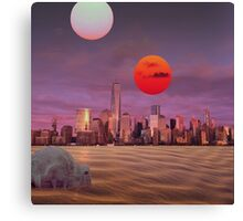New Tatooine Canvas Print