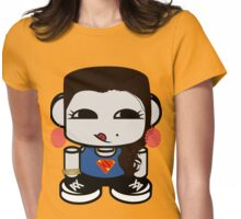 Naka Do'bot Womens Fitted T-Shirt