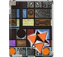 COMPOSITION MINUS ONE 2 iPad Case/Skin