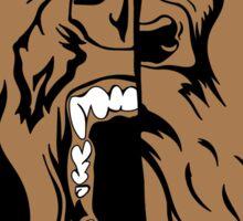 Beast (Bear and Deer) Sticker