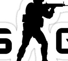 CS:GO Logo Apparel Sticker