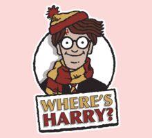 Where's Harry? Kids Tee