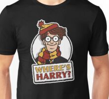 Where's Harry? Unisex T-Shirt