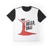 Hello Dalí Graphic T-Shirt