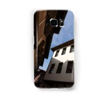Sun and Shade - Elegant Revival Houses in Old Town Plovdiv, Bulgaria - Vertical Samsung Galaxy Case/Skin