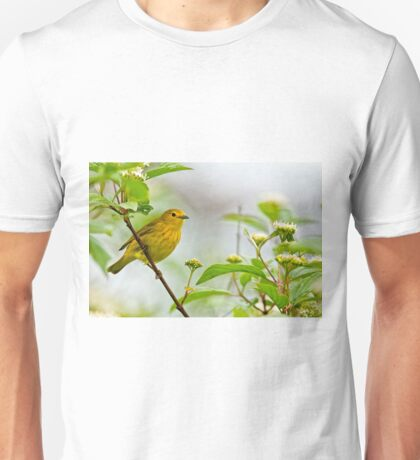 Yellow Warbler - Long Sault, Ontario T-Shirt