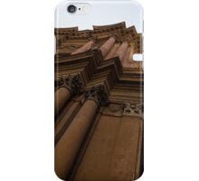 Architecture in Rome, Italy - One of Over 900 Churches in the City iPhone Case/Skin