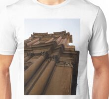 Architecture in Rome, Italy - One of Over 900 Churches in the City Unisex T-Shirt