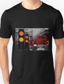 London Traffic Reds T-Shirt