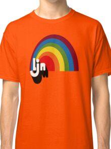 Vintage LJN Rainbow Logo  Classic T-Shirt