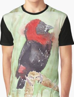 The Red Bishop 2 Graphic T-Shirt