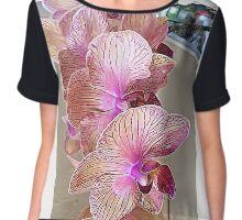 Phalaenopsis I Chiffon Top