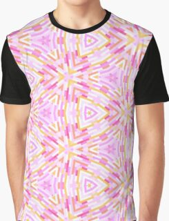 Pink Party Graphic T-Shirt