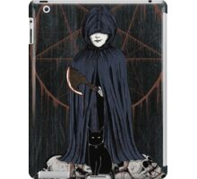 dead cape iPad Case/Skin