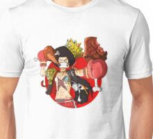 Afro Pirate King! Unisex T-Shirt