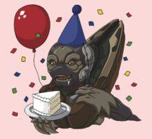 Grunt Birthday Party! Baby Tee