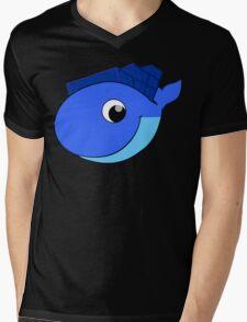 Moby Dock Mens V-Neck T-Shirt