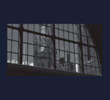 St Pancras Clock Tower One Piece - Long Sleeve