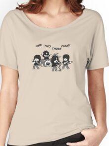 1, 2, 3, 4! Women's Relaxed Fit T-Shirt