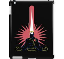 Program X iPad Case/Skin