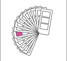 Colour Swatch Ideogram by Holly Daniels