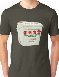 Zhus Authentic Hong Kong Food Take Out Box Unisex T-Shirt