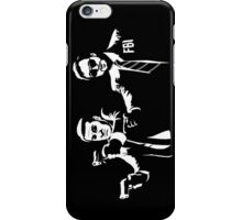 Michael Scarn and Bert Macklin iPhone Case/Skin