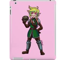 The Haunted: Mia iPad Case/Skin