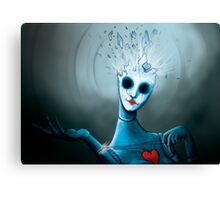 Blowup doll Canvas Print