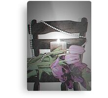 After the Date Metal Print