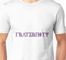 Fraternity - Special-Tee Unisex T-Shirt