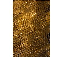 Sparkling Precious Gold, Gems, Jewels and Crystals Photographic Print