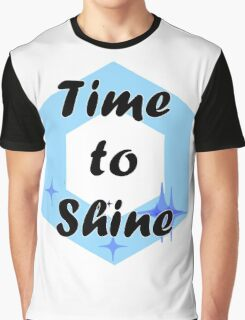 Time to Shine Graphic T-Shirt