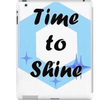 Time to Shine iPad Case/Skin