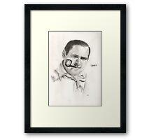Richard Boleslavsky Framed Print