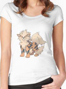 Pokemon - Arcanin Women's Fitted Scoop T-Shirt