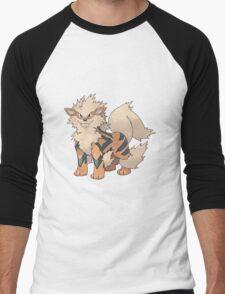Pokemon - Arcanin Men's Baseball ¾ T-Shirt