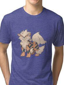 Pokemon - Arcanin Tri-blend T-Shirt